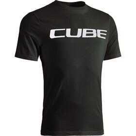 Cube Logo T-shirt Herrer, black'n'white